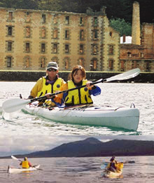 Blackaby's Sea Kayaks and Tours - Accommodation Find