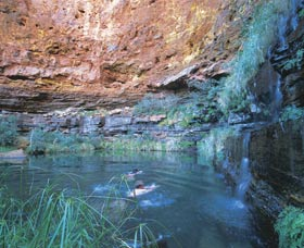 Dales Gorge and Circular Pool - Accommodation Find