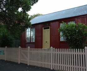 19th Century Portable Iron Houses - Accommodation Find