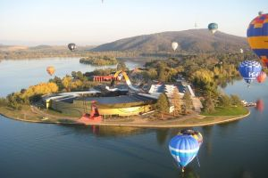 Canberra Hot Air Balloon Flight at Sunrise - Accommodation Find
