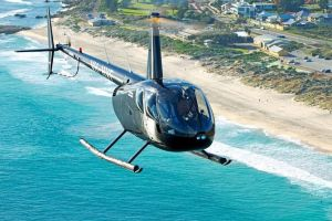 Perth Beaches Helicopter Tour from Hillarys Boat Harbour - Accommodation Find