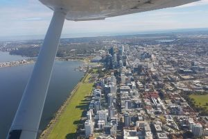 Perth Scenic Flight - City River and Beaches - Accommodation Find