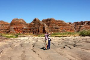 Bungle Bungle Flight Domes  Cathedral Gorge Guided Walk from Kununurra - Accommodation Find