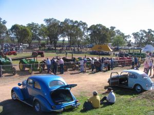 Quirindi Rural Heritage Village - Vintage Machinery and Miniature Railway Rally and Swap Meet - Accommodation Find